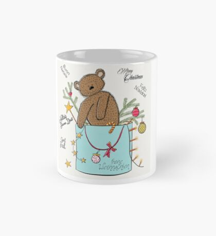 Christmas greetings Mug