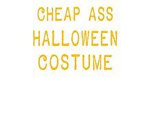 Halloween costume T-shirt Funny tshirt cool T-Shirt Tee Shirt 80s movie shirt geek shirt also available on crewnecks and hoodies SM-5XL Photographic Print