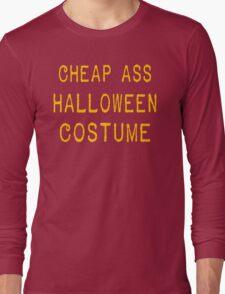 Halloween costume T-shirt Funny tshirt cool T-Shirt Tee Shirt 80s movie shirt geek shirt also available on crewnecks and hoodies SM-5XL Long Sleeve T-Shirt