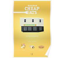 Halifax Cheap Eats - The Good Food Emporium Poster Poster