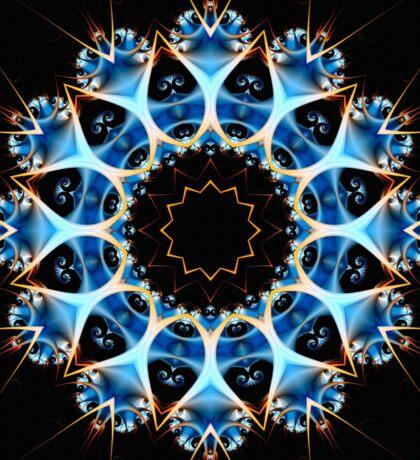 Blue Phoenix II Sticker