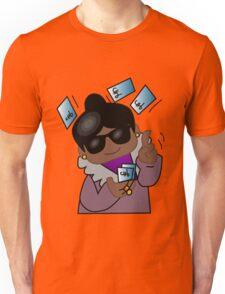 Spending the Kids' Inheritance - Black Momma/Nanna Unisex T-Shirt