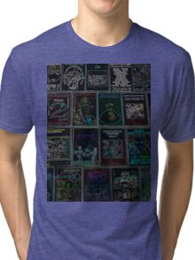 NEON PUNK TAPES Tri-blend T-Shirt