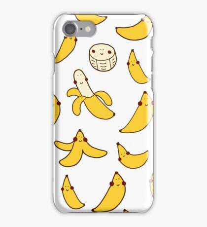 I'm bananas for you! iPhone Case/Skin