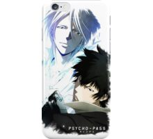 Psycho Pass!  iPhone Case/Skin