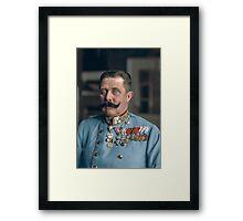 Archduke Franz Ferdinand of Austria Framed Print