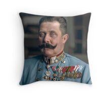 Archduke Franz Ferdinand of Austria Throw Pillow