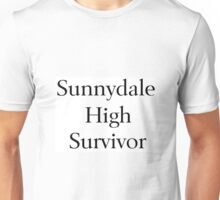 Sunnydale High Survivor Unisex T-Shirt