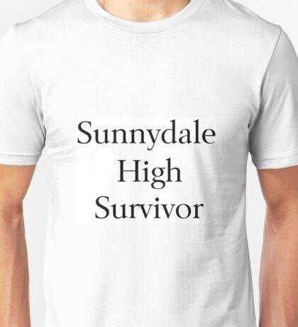 Sunnydale High Survivor Unisex T-Shirt