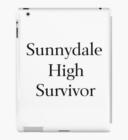 Sunnydale High Survivor iPad Case/Skin
