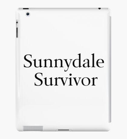 Sunnydale Survivor iPad Case/Skin
