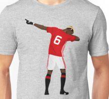 dab pogba  Unisex T-Shirt