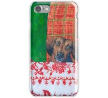 Ready for Christmas Feast iPhone Case/Skin