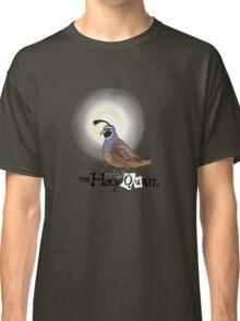 The Holy Quail (Grail)  Classic T-Shirt
