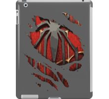Undercover Hero iPad Case/Skin