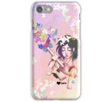 Doll and Key iPhone Case/Skin