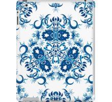 Psychedelic jungle kaleidoscope ornament 7 iPad Case/Skin