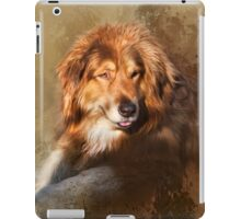 BUDDY aka ASLAN iPad Case/Skin