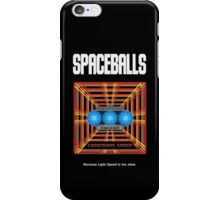 Spaceballs: Ludicrous Speed iPhone Case/Skin