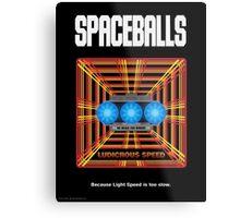 Spaceballs: Ludicrous Speed Metal Print