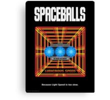 Spaceballs: Ludicrous Speed Canvas Print