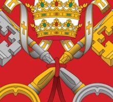 Vatican City Catholic Holy See Sticker