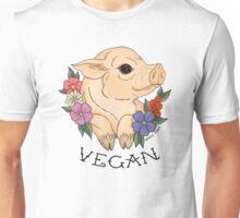 Vegan Piggy! Unisex T-Shirt