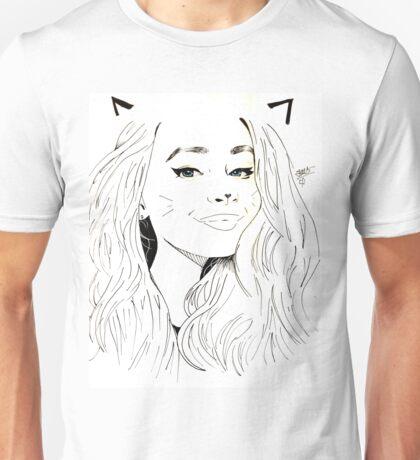 Sabrina Carpenter Drawing Art Unisex T-Shirt