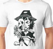 Inktober 10 - Witchy Unisex T-Shirt