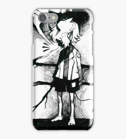 Inktober 11 - Childs play iPhone Case/Skin