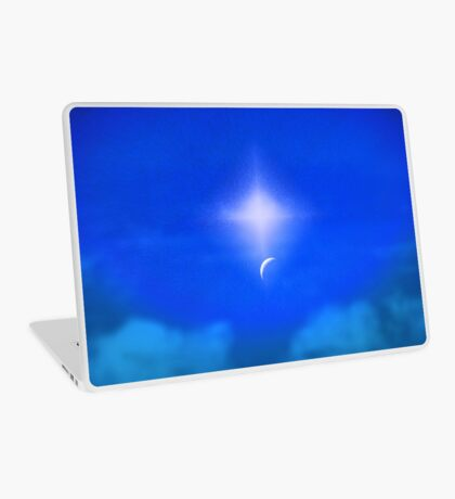 Beautiful New Day in The Heavens Laptop Skin