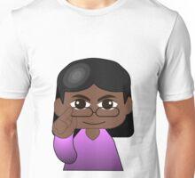 Stern Mum/Nanna - Black Unisex T-Shirt