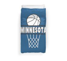 Minnesota Duvet Cover