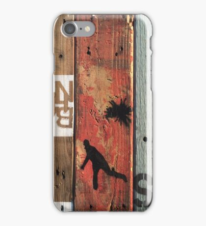 FunchkyB iPhone Case/Skin