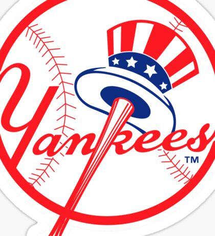 Yankees Logo! Sticker