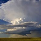 Belle Fourche Supercell by Cathy L. Gregg
