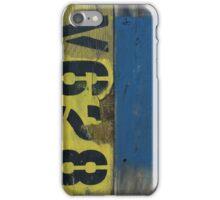 Flotsam and Jetsam iPhone Case/Skin