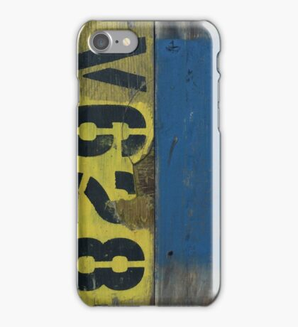 Flotsam and Jetsam iPhone Case/Skin