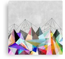 Colorflash 3 Canvas Print