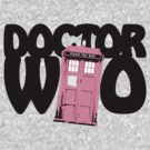 Pink Doctor Who? by drwhobubble
