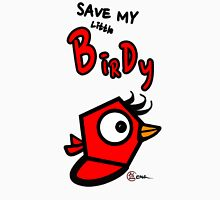 Save My Little Birdy Red Bird Game Title (EG-000004) Unisex T-Shirt