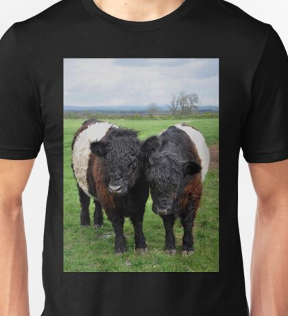 Twin Bands T-Shirt