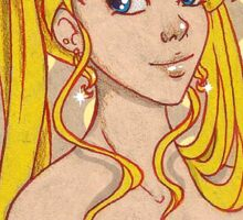 Princess Serenity Sticker