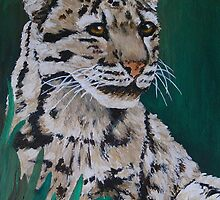Clouded Leopard by Margaret Saheed