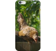 A Poultry Pair iPhone Case/Skin