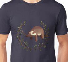 SLEEPING SLOTH Unisex T-Shirt
