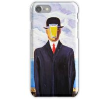 The Pint of Man  iPhone Case/Skin