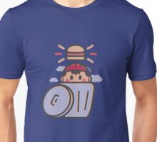 Trash Burger Unisex T-Shirt