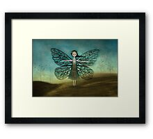 I'm branching out Framed Print