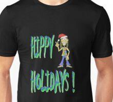 HIPPY HOLIDAYS ORIGINAL DRAWING Unisex T-Shirt